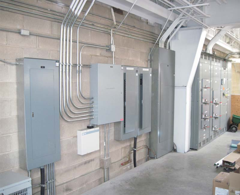 Breaker Panel and Switchgear