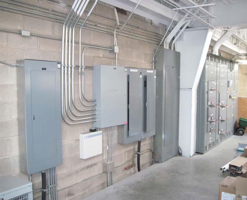 Breaker Panel and Switchgear